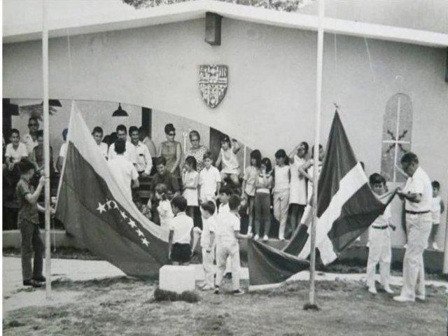 Euskal Etxea de Maracaibo - 1960