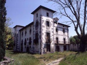 Palacio Insausti de Azkoitia, propiedad de los Munibe.