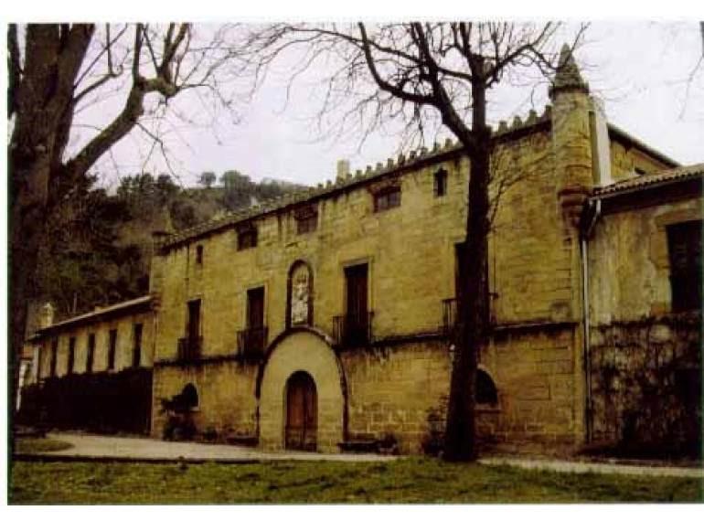 Palacio de los marqueses de Narros en Zarautz