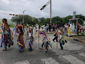 Actuación de los pastores de San Joaquín